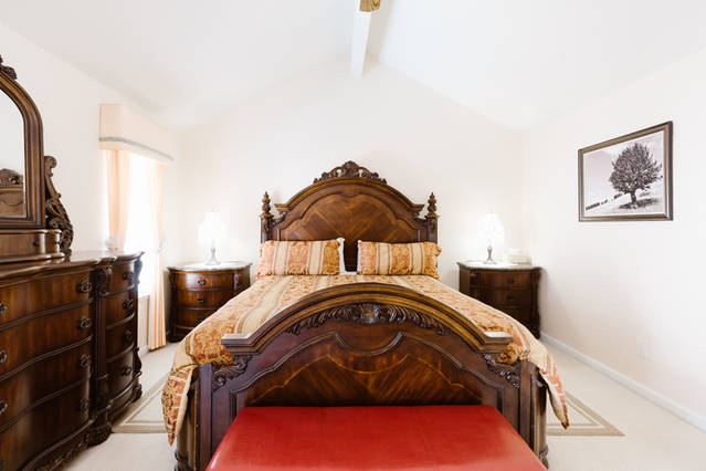 Bay Area Vacation Rentals | Master Bedroom