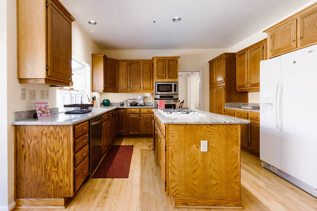 Spacious Kitchen | Vacation Rental San Francisco CA