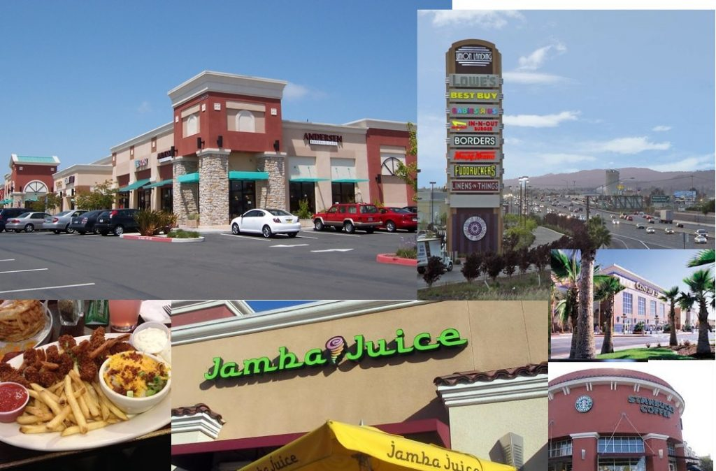 Union Landing Shopping Complex   Vacation Home Rental Union City CA